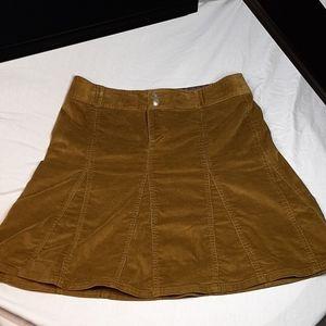 Athleta Wherever So so soft corduroy skirt